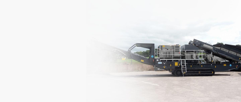 Australia- mobile crushing & screening Specialist